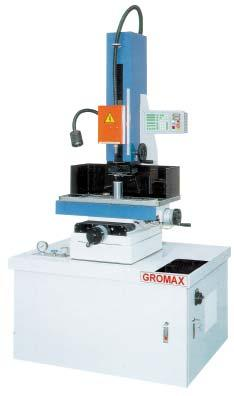 EDM & ACCESSORIES GROMAX Super Drill EDM Please visit www.gromax-usa.com for used EDM and great saving EDM.
