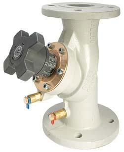 CIRCUI BLNCING VLVS he GRINNLL Model CB800 Balancing Valve provides features for achieving accurate and efficient balancing of hydronic heating or cooling systems.