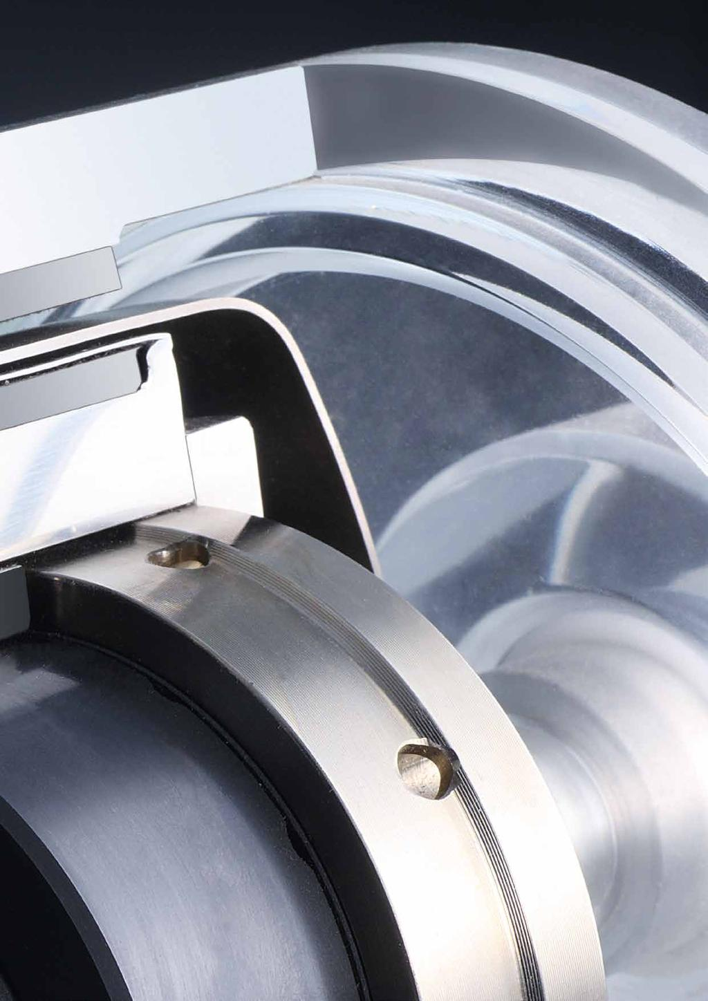 Magnetic couplings 2 Uncompromising sealing technology for very demanding applications.
