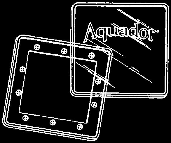 AQUADOR SNAP-ON SKIMMER CLOSURE SYSTEM The Aquador will save you time and money.