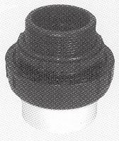 SCHEDULE 40 UNIONS U-578A CPVC UNION 2 MIP x 2 1/2 Socket U-579 CPVC UNION WITH 90 o ELL IPS