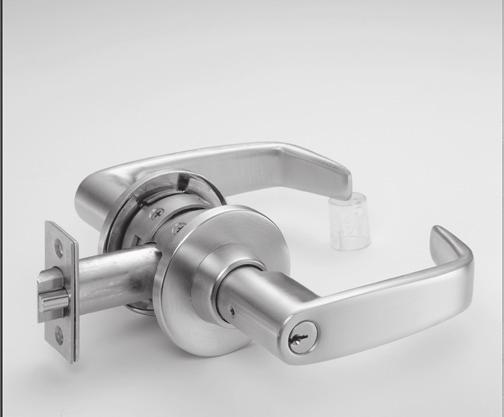 Features, Benefits & Applications The SARGENT 11 Line* sets a higher standard for Grade 1 bored-in locks.