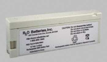 Replacement For R/&d Batteries Np24-12t Battery By Technical Precision