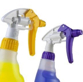 CANYON - Japan Trigger Sprayers Standard Colours: Blue, Red, White, Green & Yellow Tread Size: