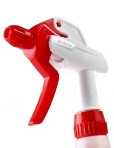 Japan Trigger Sprayers High Output Colours: Blue & Red Tread Size: 6 mm, Tube Length: 225 mm