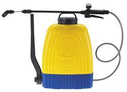 4 Hose, Telescopic Lance 70-110 cm, Safety Valve, Pressure Gauge, Chargeable Handle from Right to Left Product Code: 04 0033126 Washfoam 1.