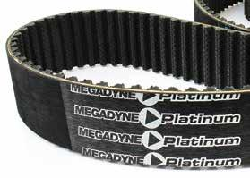 Rubber 1 Band D/&D PowerDrive D880-8M-40 Double Sided Timing Belt