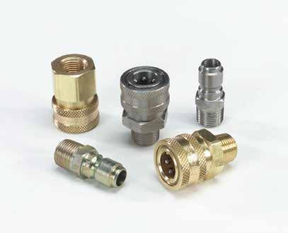 PNEUMATIC HOSES & FITTINGS The
